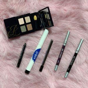 🆕 Eye Makeup Bundle - Eyeliners and Shadow
